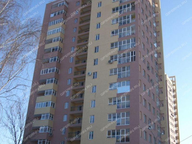 трёхкомнатная квартира на улице Богородского дом 7 к1