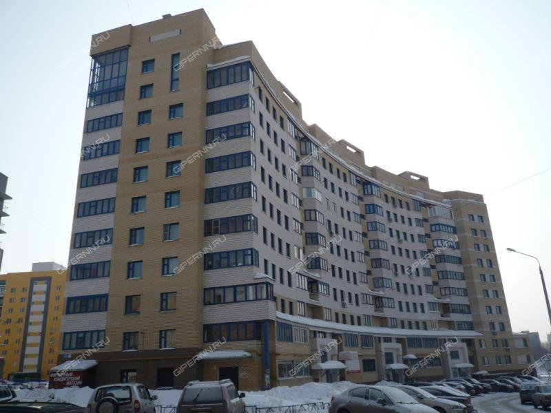 двухкомнатная квартира на улице Родионова дом 193