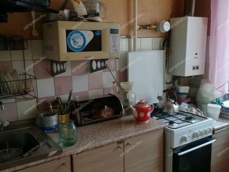 четырёхкомнатная квартира на улице Пожарского дом 26Б город Дзержинск
