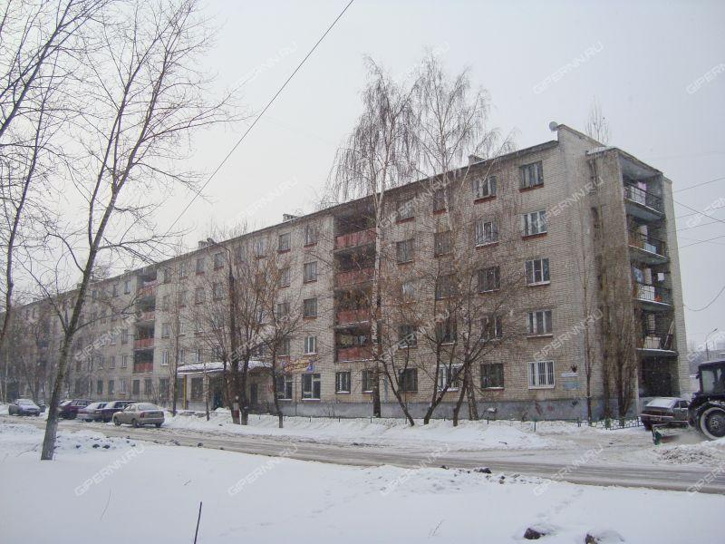 комната в доме 43А на улице Дьяконова