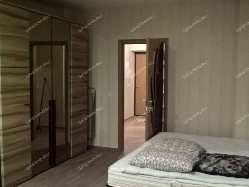 комната в доме 10 на улице Нижегородская