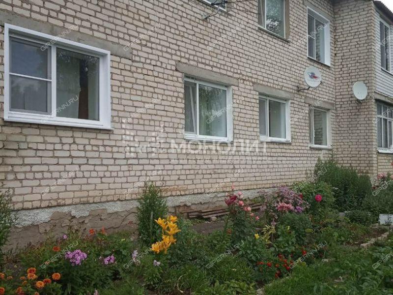 трёхкомнатная квартира на улице Комсомольская дом 9 село Дивеево