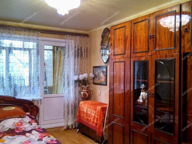 комната в доме 20 на проспекте Бусыгина