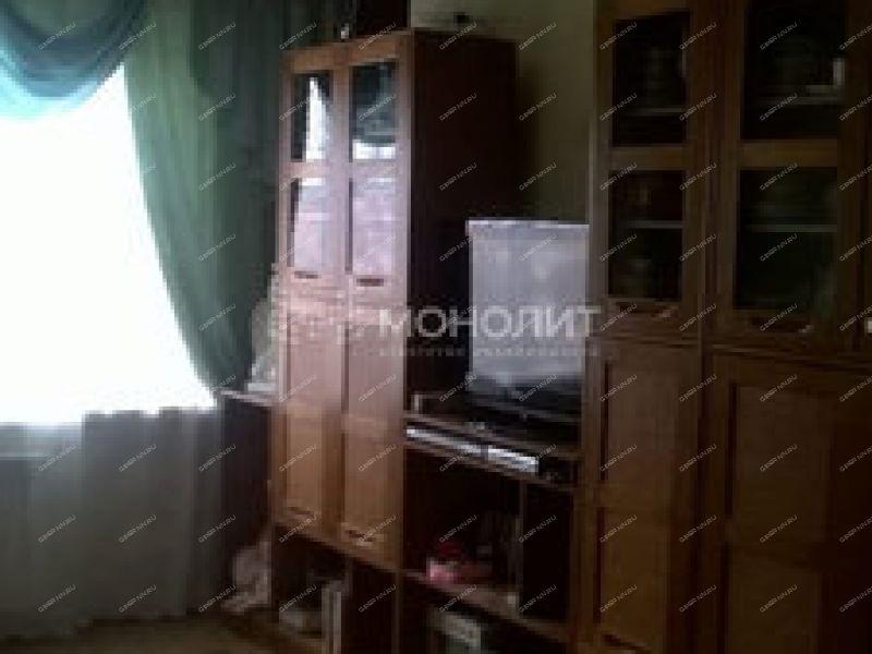 трёхкомнатная квартира на Победы площадь дом 11 село Бармино