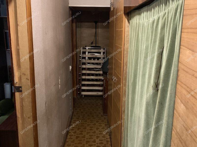 трёхкомнатная квартира в переулке Спортивный дом 10 город Кстово