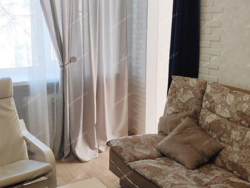 однокомнатная квартира на улице Красных Партизан дом 20