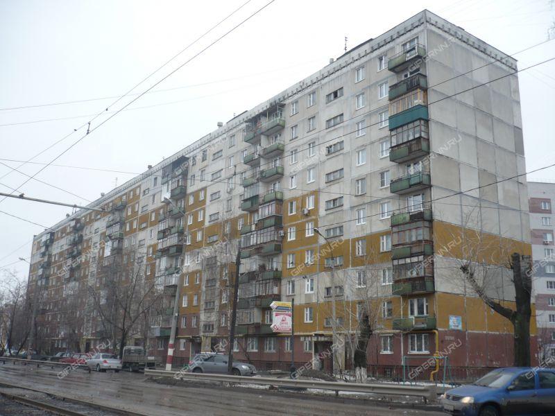 трёхкомнатная квартира на Гордеевской улице дом 38