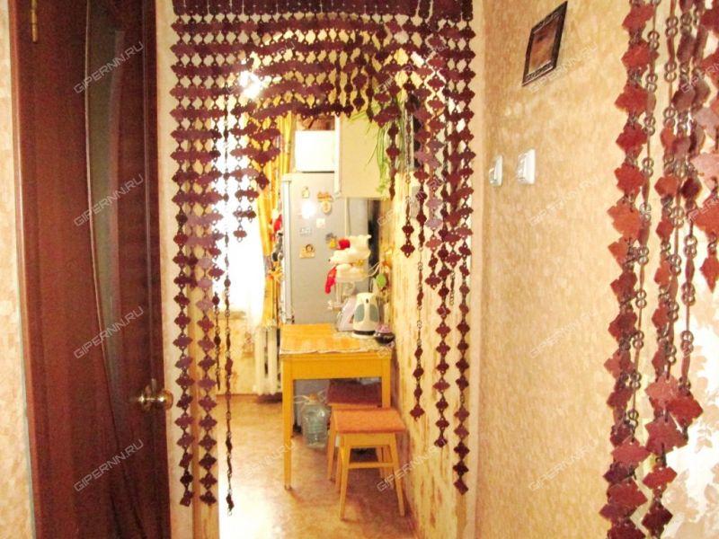 однокомнатная квартира на улице Советская дом 70 город Арзамас