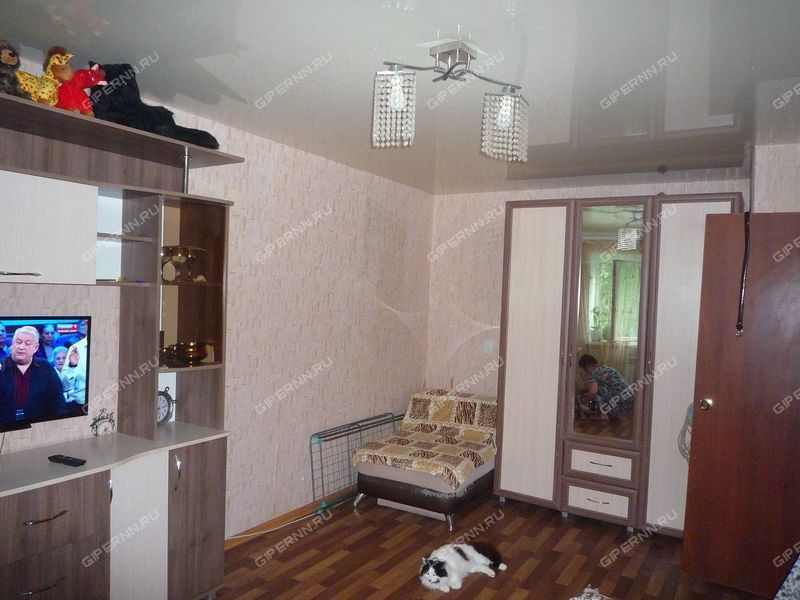 однокомнатная квартира на улице Центральная посёлок Новинки
