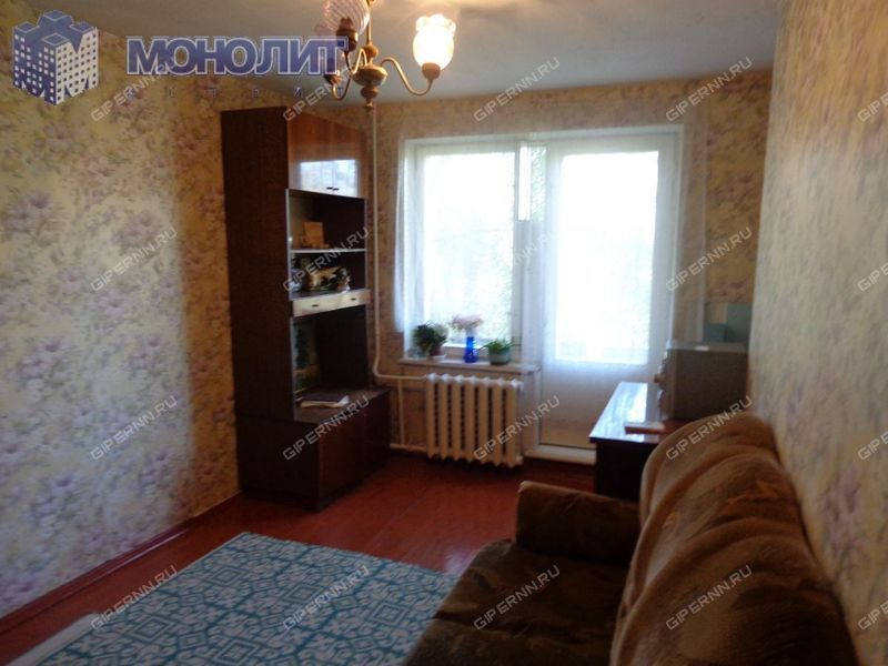 двухкомнатная квартира на улице Федосеенко дом 97