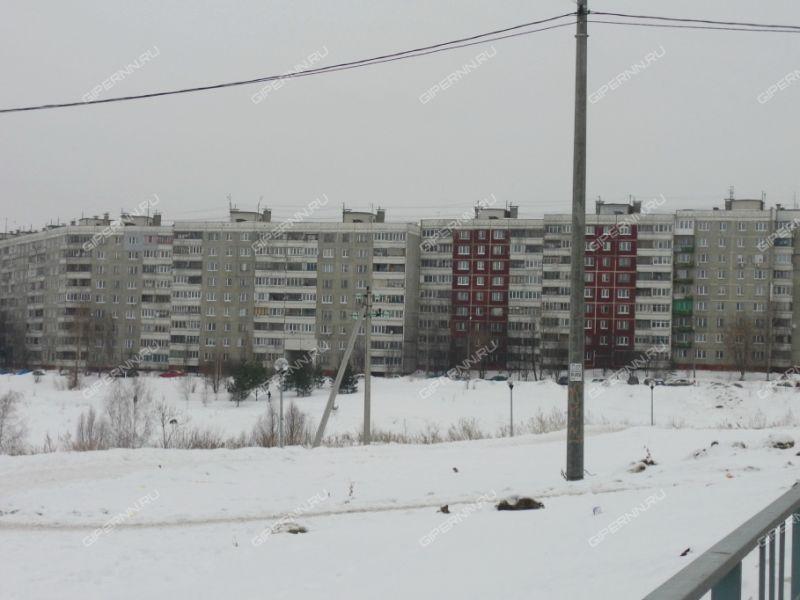 однокомнатная квартира на улице Композитора Касьянова дом 6