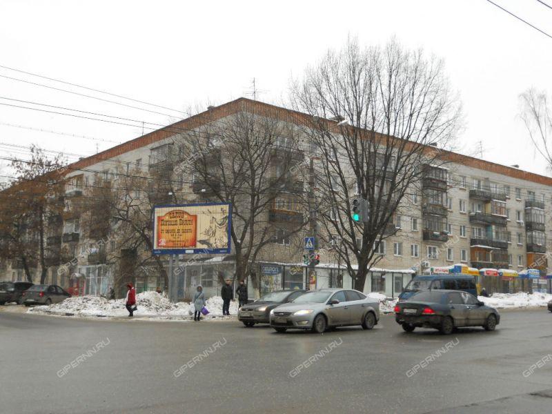 трёхкомнатная квартира на улице Ванеева дом 23