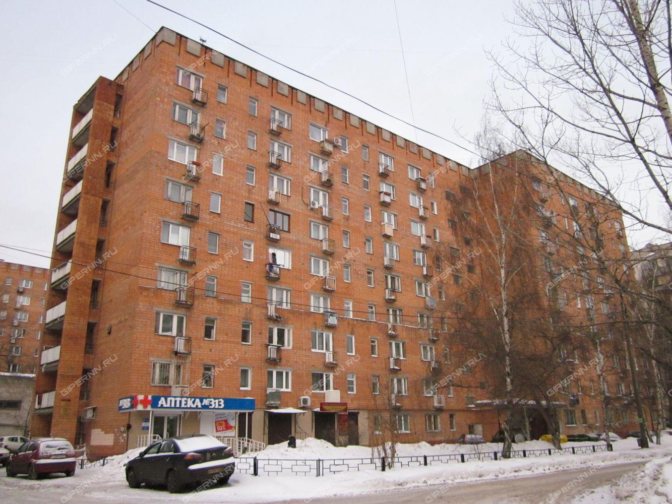 Аренда офиса 15 кв Лукино 1-я улица