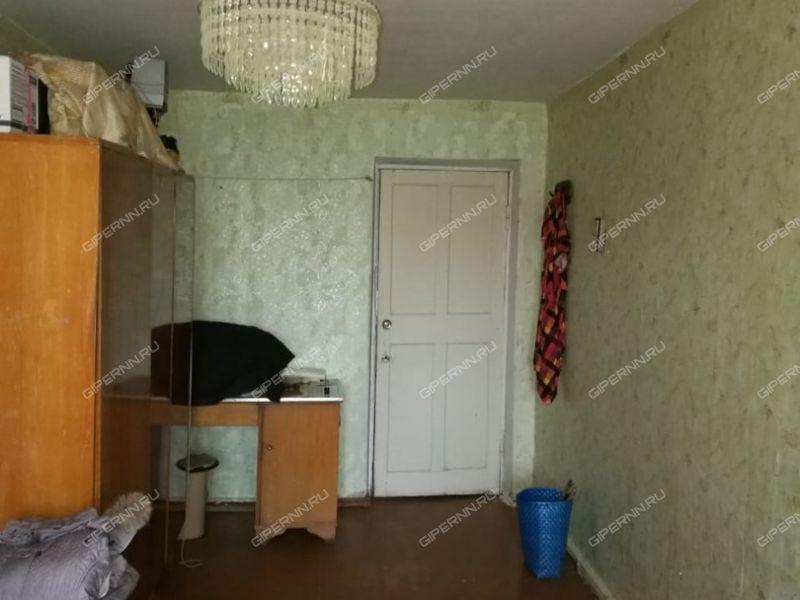 трёхкомнатная квартира на улице Федосеенко дом 94