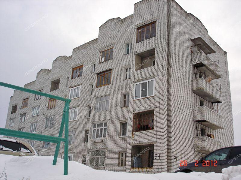 однокомнатная квартира на улице Мостоотряда дом 34