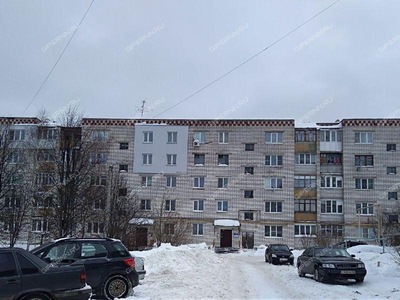 однокомнатная квартира в микрорайоне 3-й дом 11Б город Богородск
