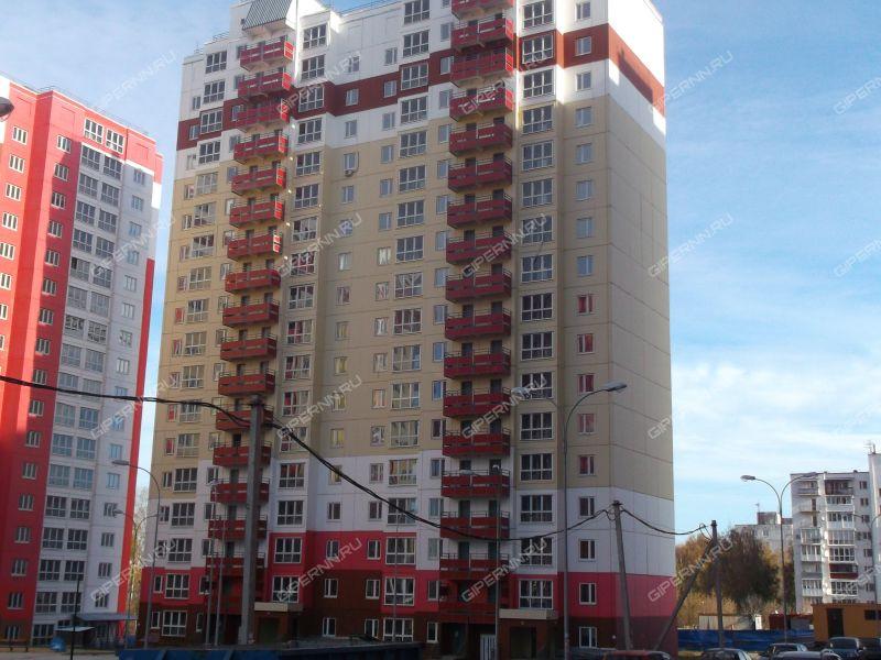 двухкомнатная квартира на бульваре 60-летия Октября дом 23 к3