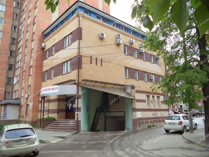 гараж на улице Белинского