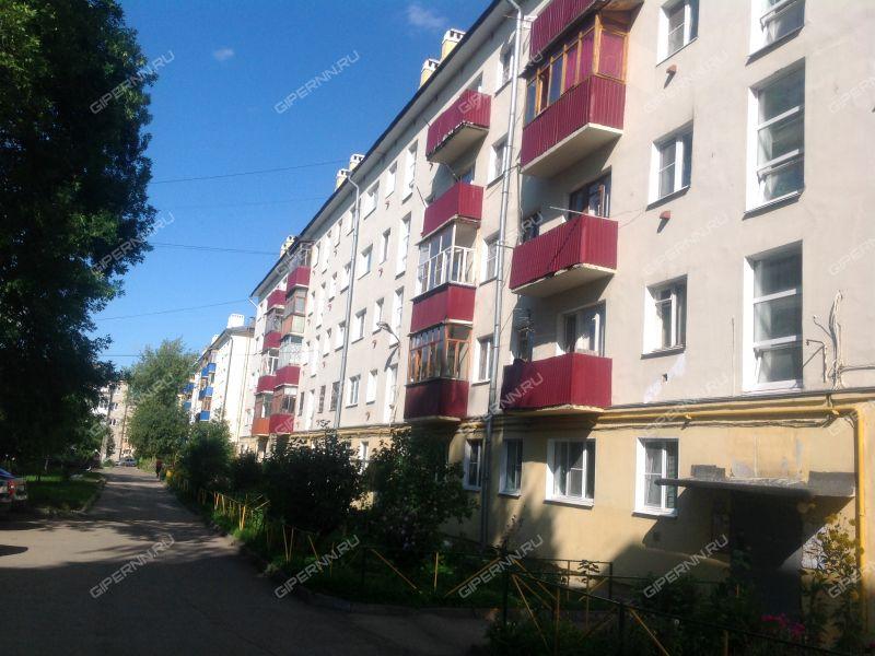 однокомнатная квартира на улице 40 лет Октября дом 14 город Кстово
