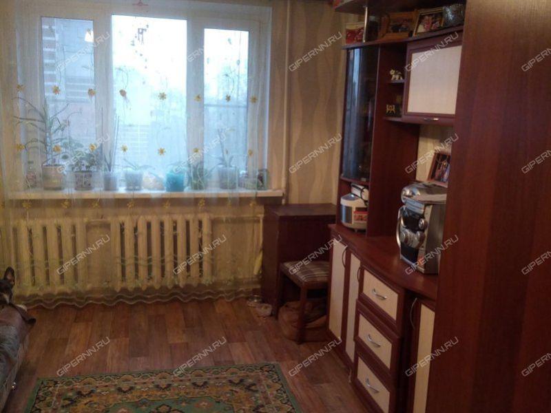 комната в доме 10 на Нижегородской улице