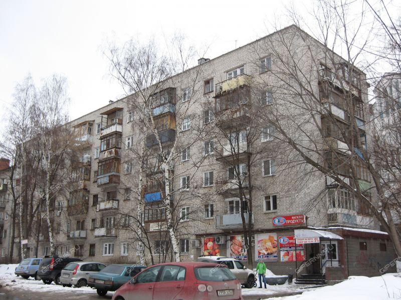 трёхкомнатная квартира на Ковалихинской улице дом 62