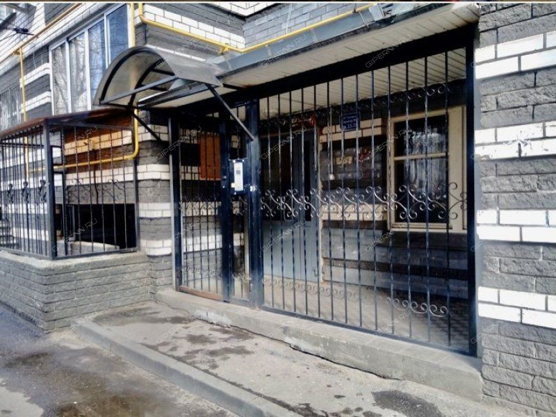 однокомнатная квартира на Полтавской улице дом 53