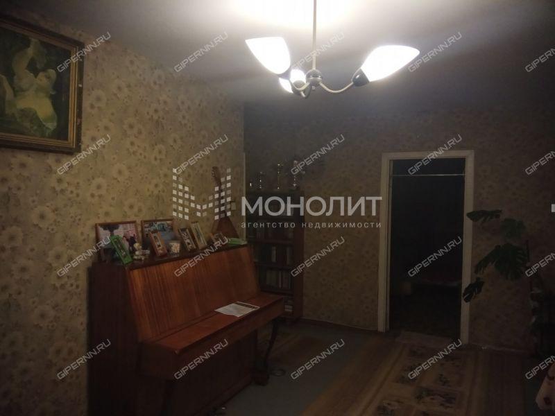 четырёхкомнатная квартира на улице Исполкома дом 6