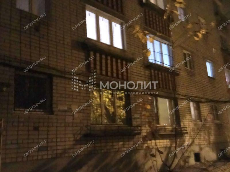 однокомнатная квартира на Сормовском шоссе дом 19