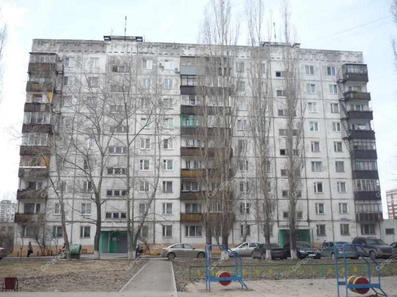 трёхкомнатная квартира на улице Сергея Есенина дом 6