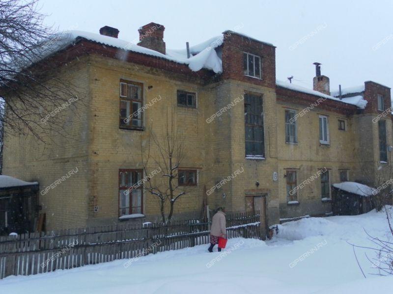 двухкомнатная квартира на улице Циолковского дом 19