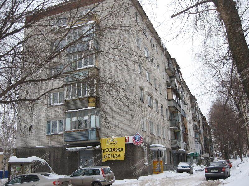 двухкомнатная квартира на улице Ильинская дом 149