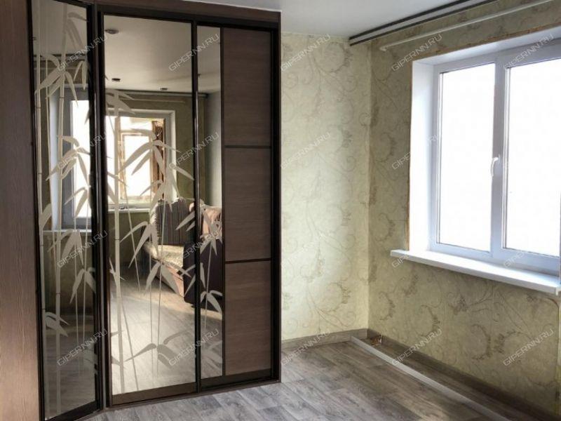 однокомнатная квартира на улице Дьяконова дом 9 к1
