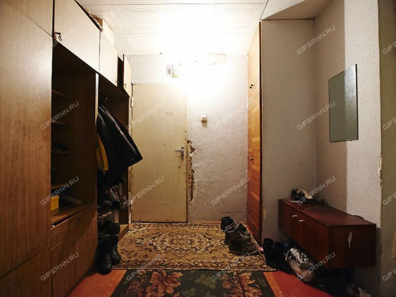 трёхкомнатная квартира на улице Мичурина дом 16 город Володарск