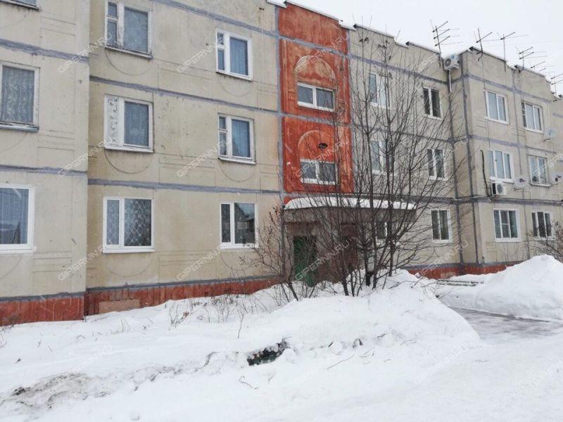 однокомнатная квартира на улице Молодёжная дом 43 рабочий посёлок Большое Козино