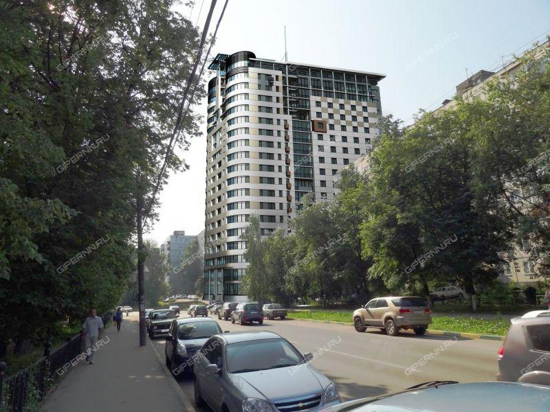 трёхкомнатная квартира в новостройке на пересечении улиц Ковалихинская - Семашко