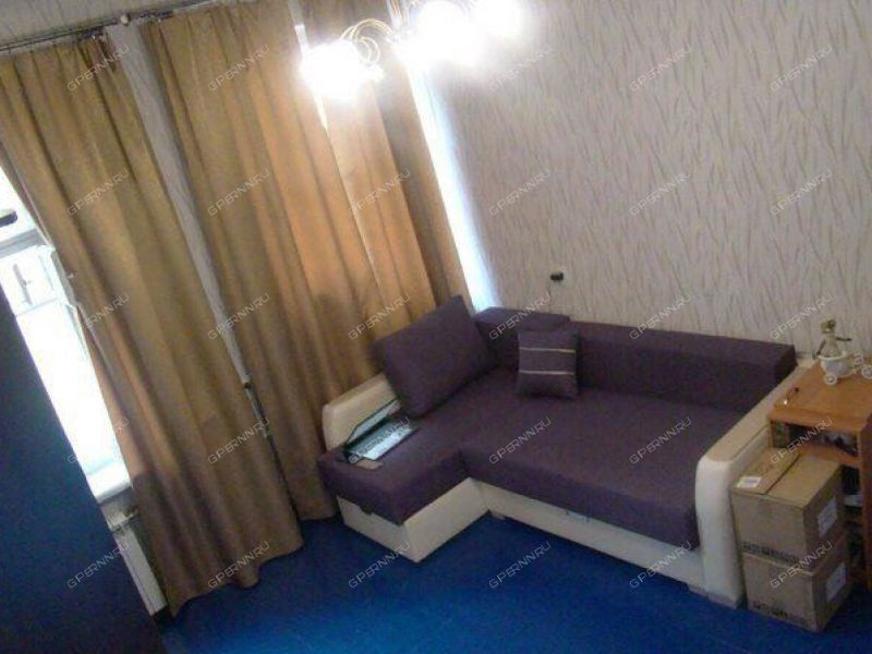 комната в доме 6 на улице Архитектурная