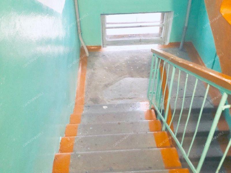 двухкомнатная квартира на улице Коммунистическая дом 13 город Балахна
