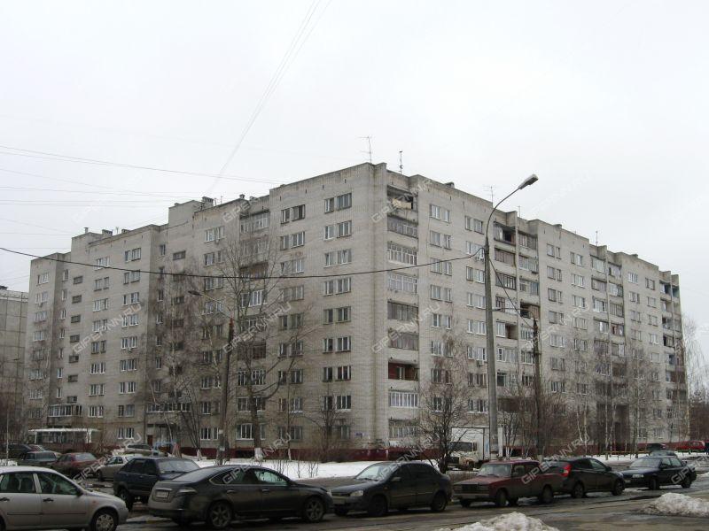 однокомнатная квартира на улице Политбойцов дом 2