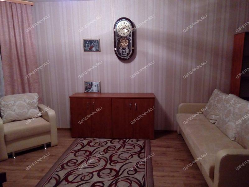 однокомнатная квартира на улице Академика Сахарова дом 109 к1