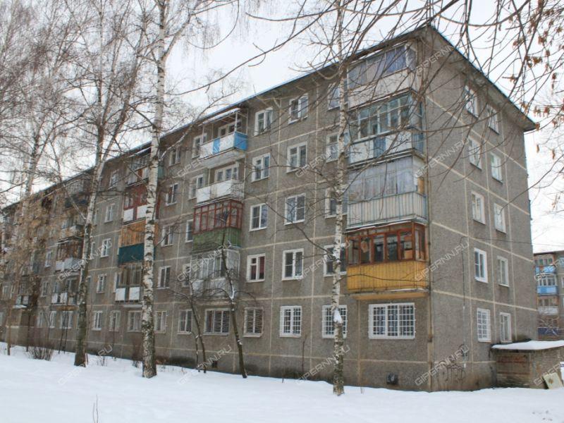 трёхкомнатная квартира на улице Лескова дом 54а
