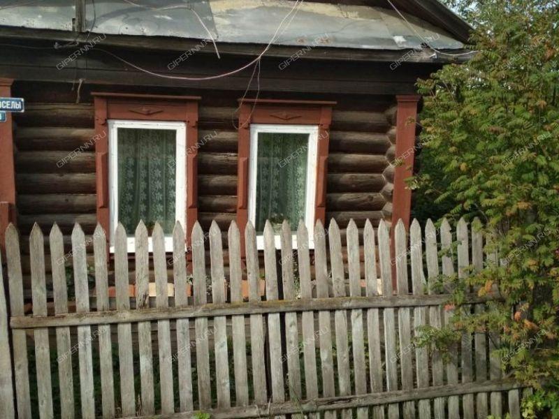 дом на улице Новосёлов город Павлово