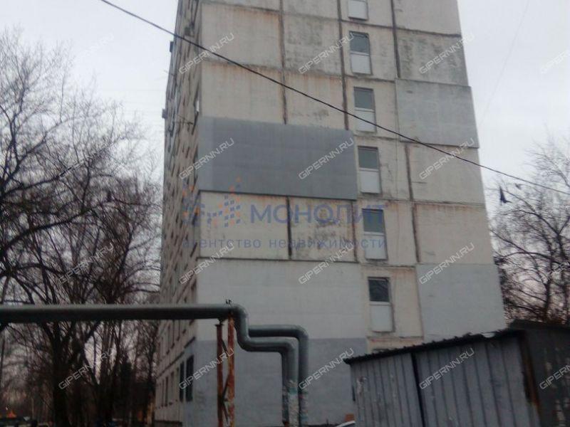 однокомнатная квартира на улице Авангардная дом 14