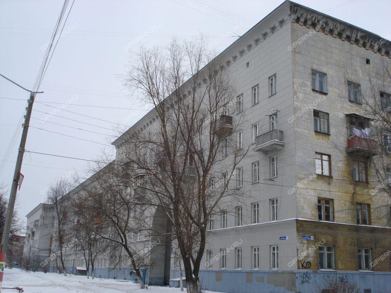 двухкомнатная квартира в Моторном переулке дом 1