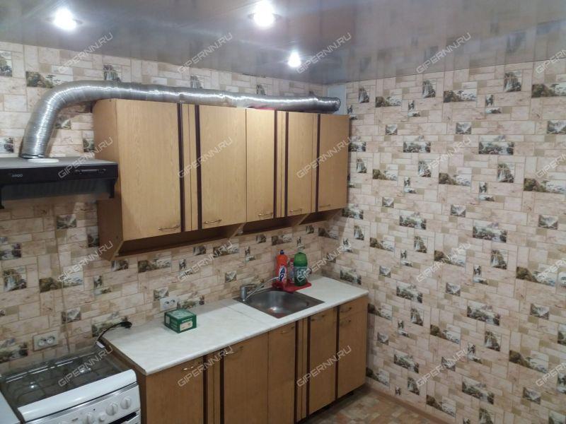 двухкомнатная квартира на улице Парковая дом 16 рабочий посёлок Юганец