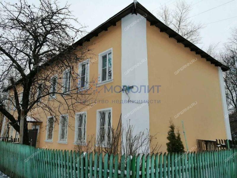 однокомнатная квартира на улице Народная Стройка дом 19