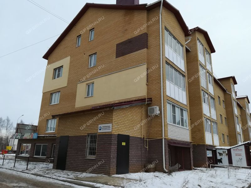 однокомнатная квартира на улице Володарского дом 130 город Арзамас