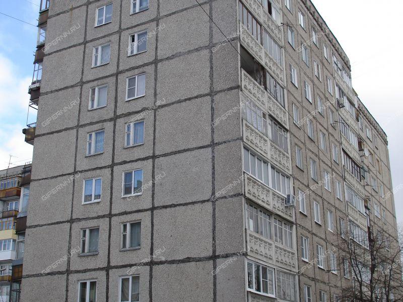 улица Александра Люкина, 7 фото