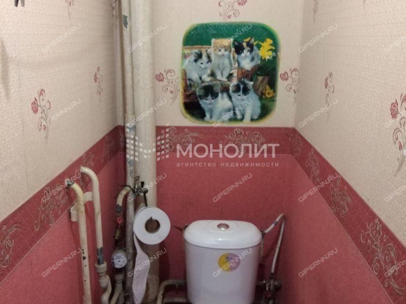 однокомнатная квартира на улице Героя Попова дом 9 к2